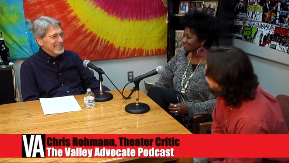 Valley Advocate Podcast: Advocate Theater Critic Chris Rohmann directs Tar2f!