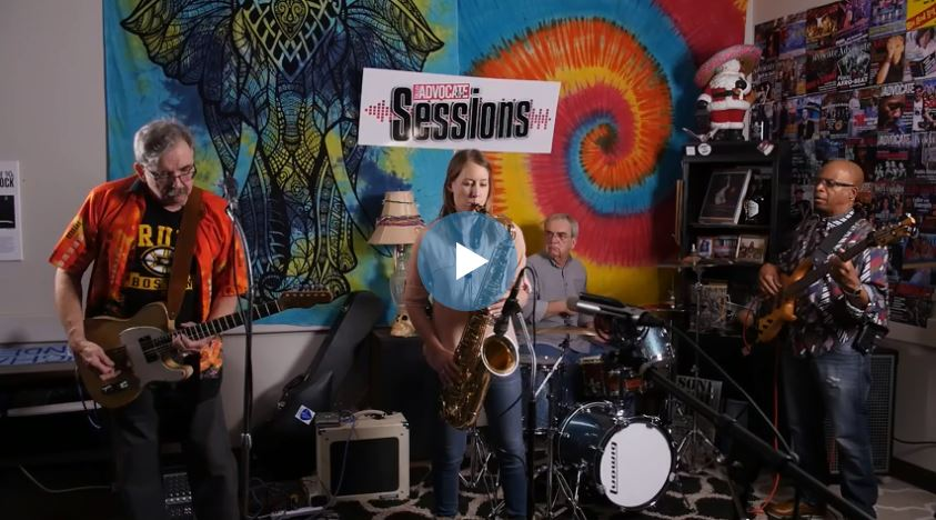 The Wildcat O'Halloran Band on the Valley Advocate Sessions