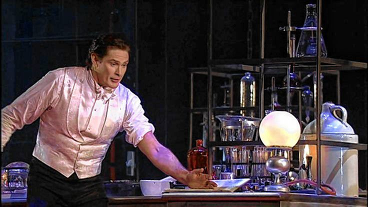 Blaise's Bad Movie Guide: David Hasselhoff in Jekyll & Hyde: The Musical