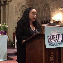 Advocates demand legislative action on paid family and medical leave, $15 minimum wage