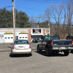 Audio: Northampton dispatcher appears to give auto shop owner the OK to tow cars during march