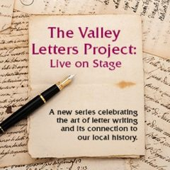 Pick of the Day 3/10: The Valley Letters Project: Live on Stage at the Academy of Music