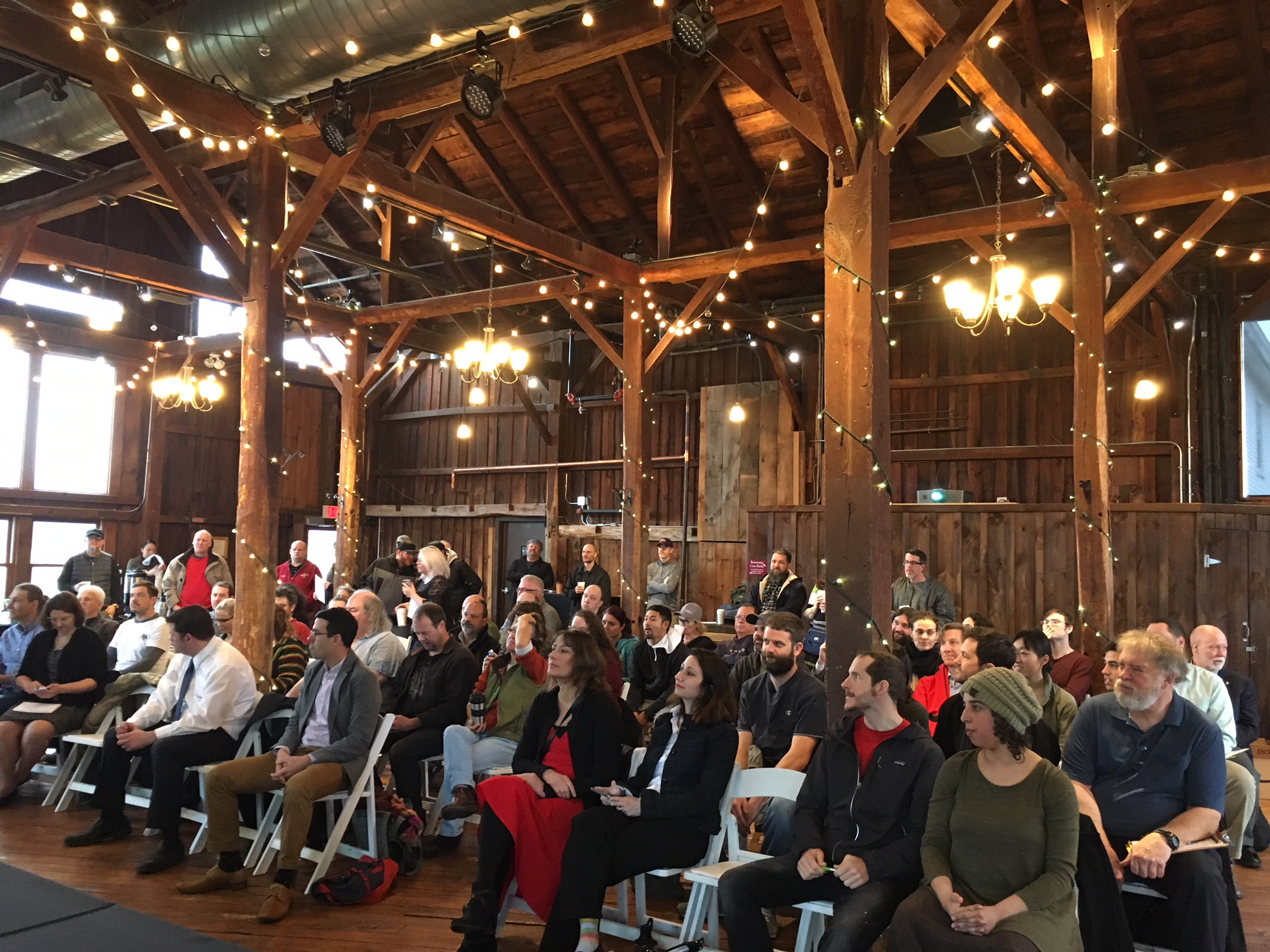 Cannabis industry leaders gather at Hampshire College summit to widen appeal of plant