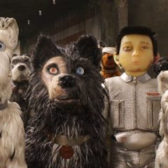 Pick of the Day 4/8: Isle of Dogs at Amherst Cinema