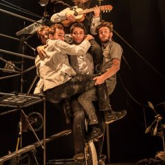 Stagestruck: Post-Apocalyptic Foolery