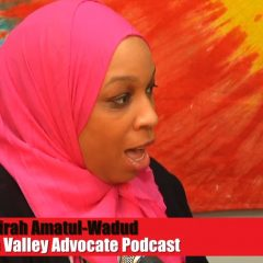Valley Advocate Podcast: Tahirah Amatul-Wadud discusses her historic candidacy for Congress