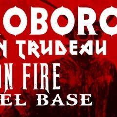 Pick of the Day 4/28: OroborO, John Trudeau, Rebel Base, and Joy on Fire