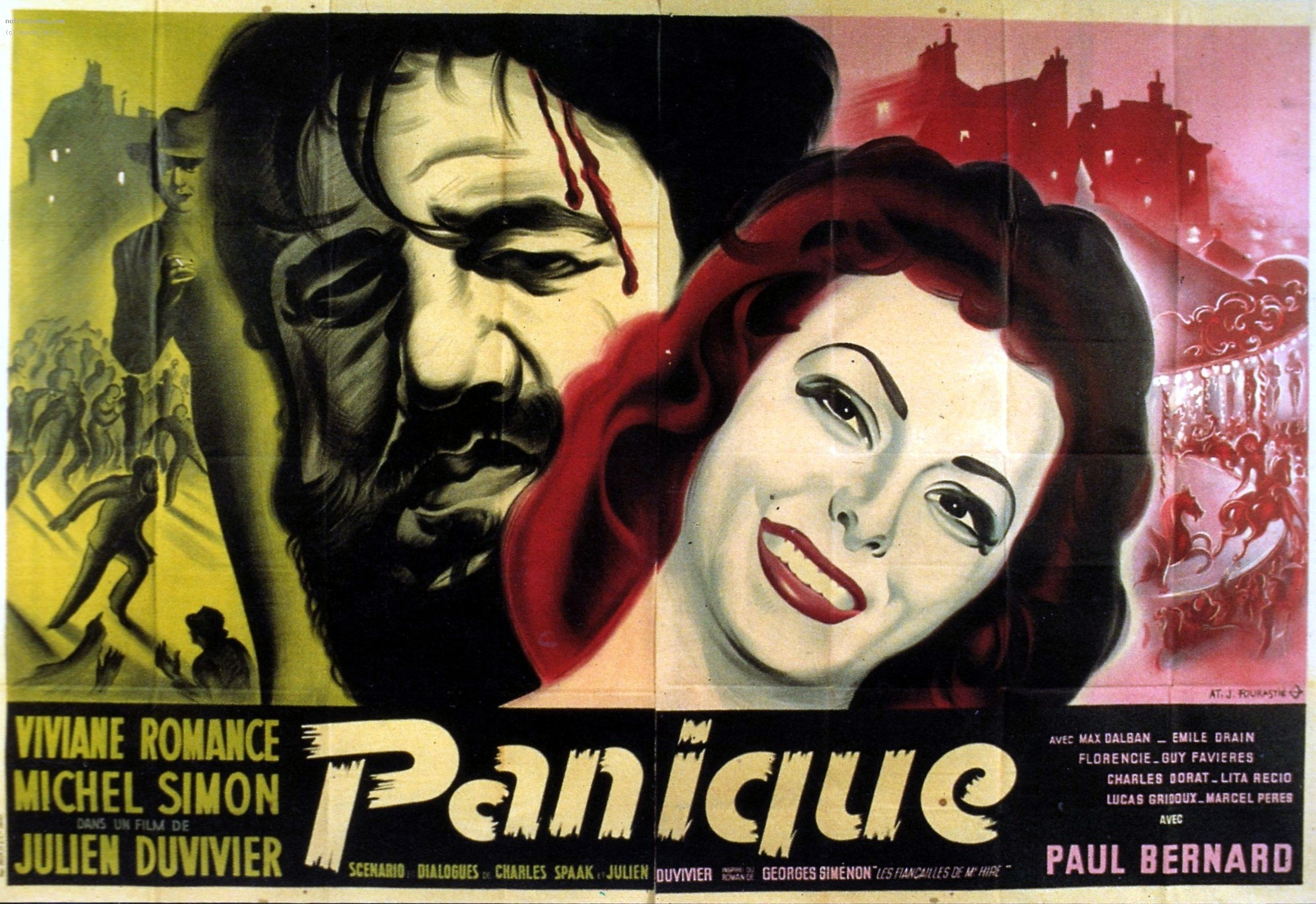 Pick of the Day: Panique at HCC
