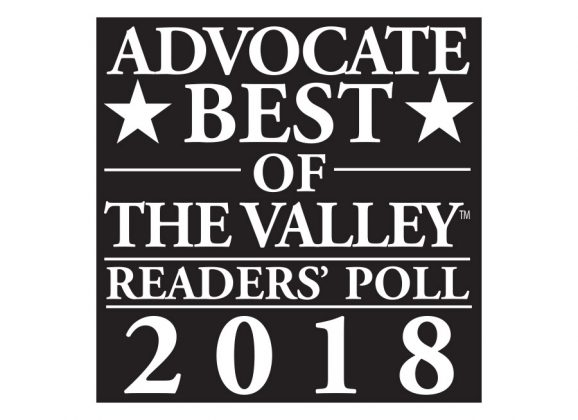 Valley Advocate Readers' Poll 2018 winners announced!