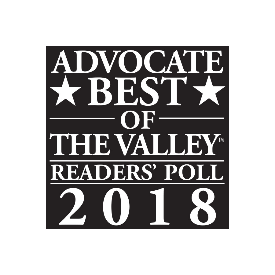 Valley Advocate Readers Poll 2018 Winners Announced Utter Buzz 1997 Gm Fleetwood Broght Front Fuse Box Diagram We Are Excited To Announce The Categories And Available View Here