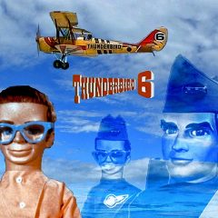 Blaise's Bad Movie Guide: What is Thunderbird Six???