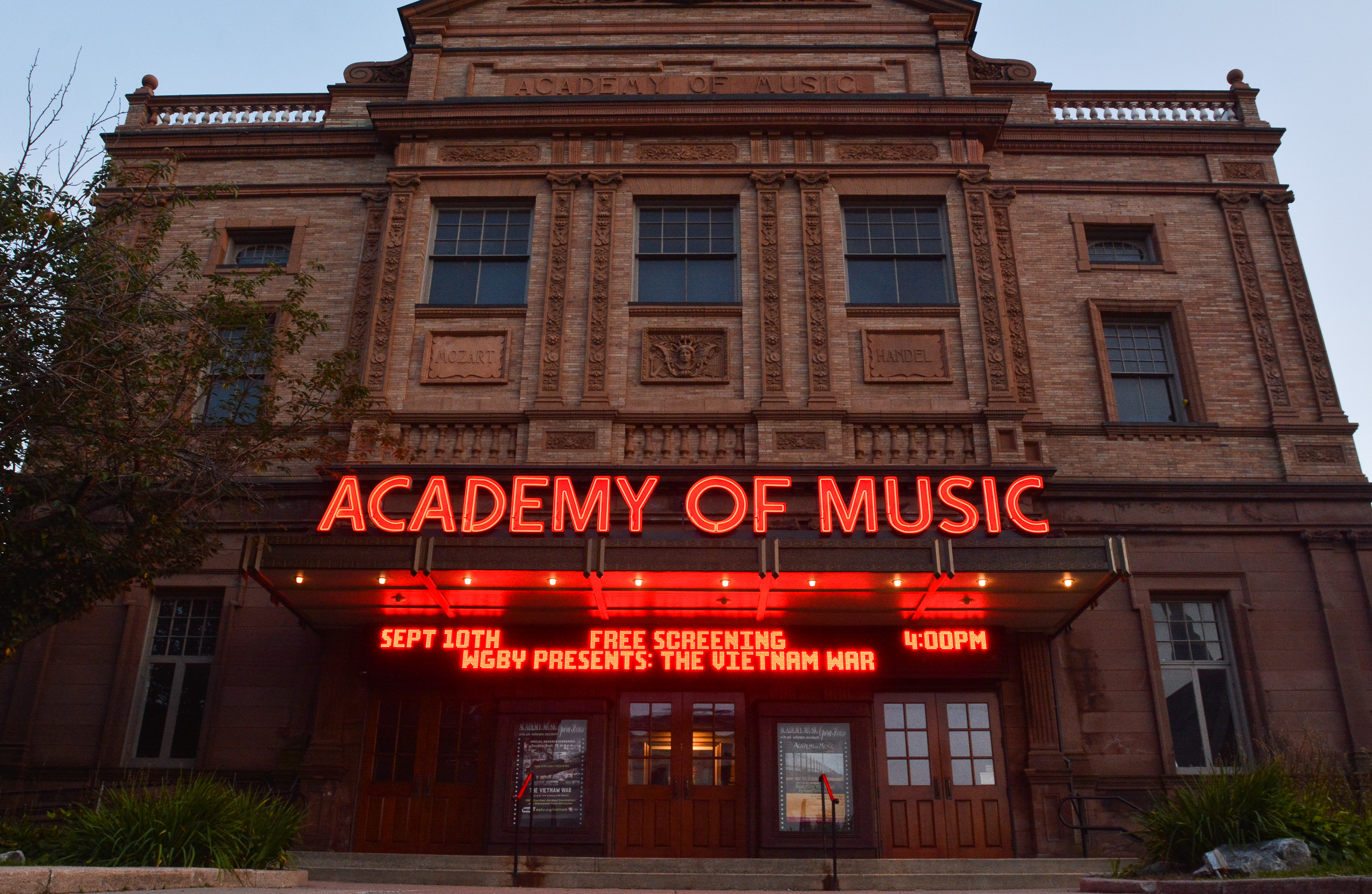 Cinemadope: Academy of Music hosts history tour, two great films this week
