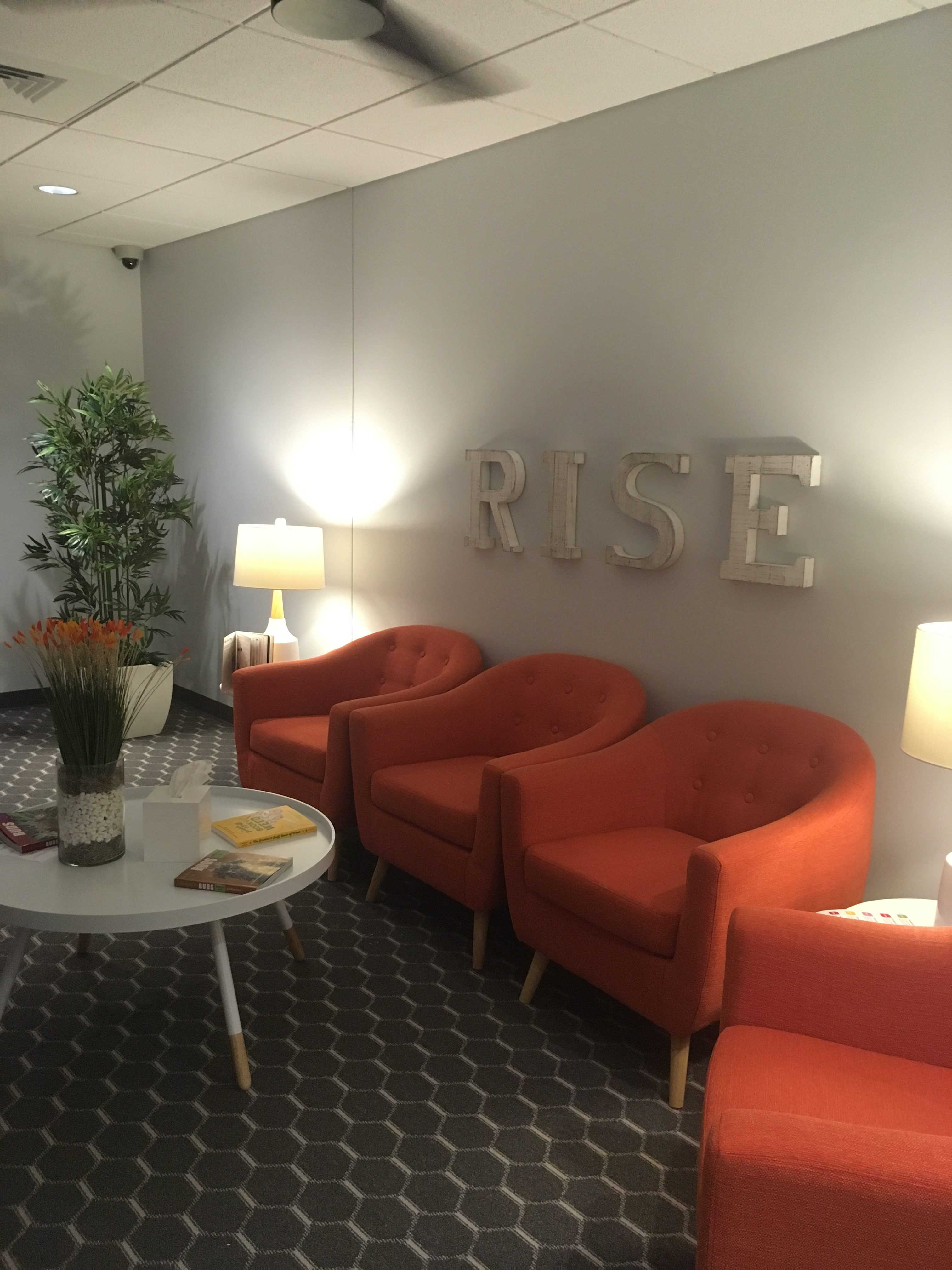Inside rise amherst the medical marijuana dispensary owned by gti meg bantle photo