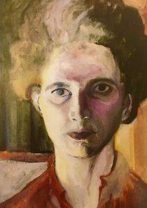 Art Review Martha Armstrong A Big Deal In A Little Town Utter Buzz
