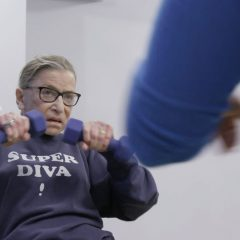 Cinemadope: A courtside seat with Norotious RBG (Ruth Bader Ginsberg)