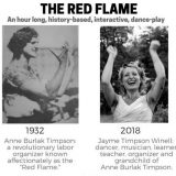 Pick of the Day 5/18: Red Flame