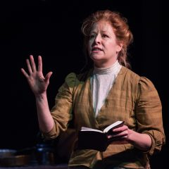 Stagestruck: Deadly Denial — Typhoid Mary at Barrington Stage