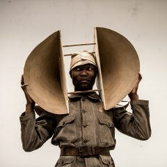Pick of the Day 5/3: The Head & The Load by William Kentridge