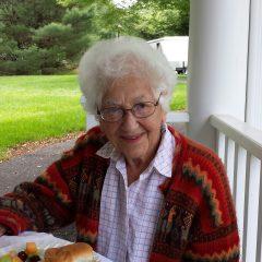 Northampton resident and lifelong activist Rose 'Arky' Markham dies at 102