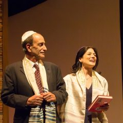 Stagestruck: A lawyer walks into a rabbi's office…