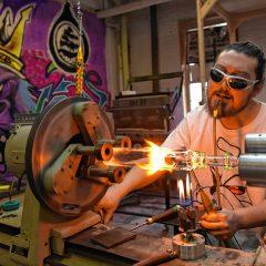 O Cannabis: From stigmatized weed pipe maker to artisanal marijuana glass blower