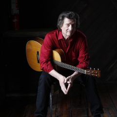 Folk and blues legend Chris Smither on songwriting, Chuck Berry, and living in the Pioneer Valley