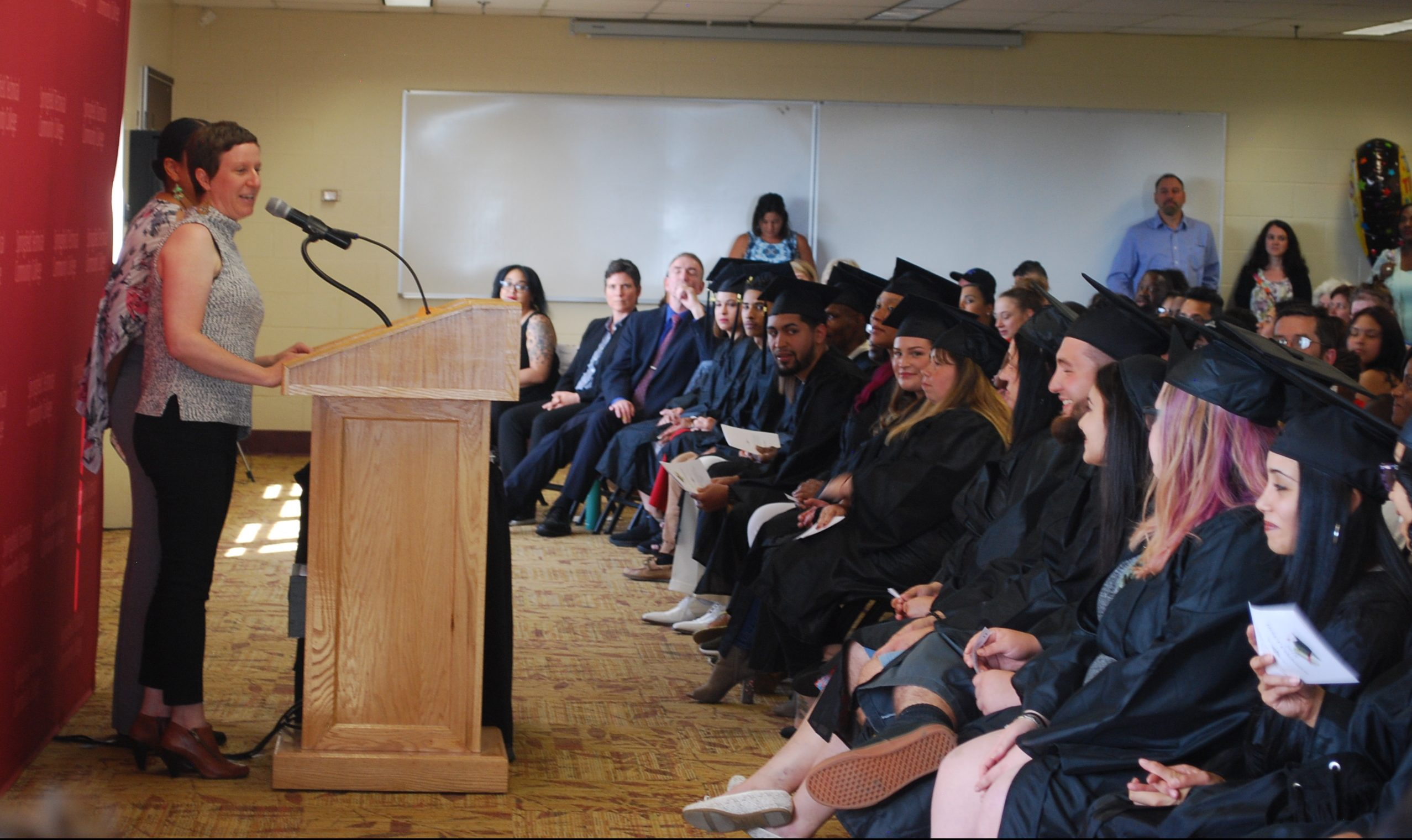 Springfield celebration honors students who earned their high school equivalency