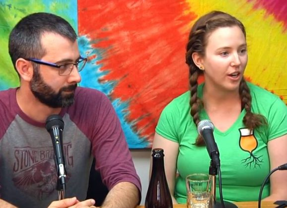 Podcast: Beerhunter Hunter Styles and Beer Week co-founder Sally Noble talk beer
