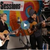 Lisa Marie Ellingsen on the Valley Advocate Sessions Stage
