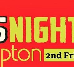 Pick of the Day 6/8: Northampton Arts Night Out
