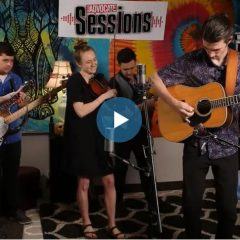 Mamma's Marmalade on the Valley Advocate Sessions Stage