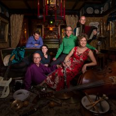 Valley Advocate Q&A with Klezperanto – klezmer, surf, funk, Columbia big band music, and cop show themes all in one