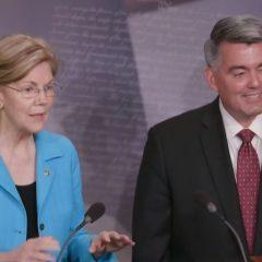 Warren, Gardner introduce bipartisan bill to let states regulate marijuana for themselves