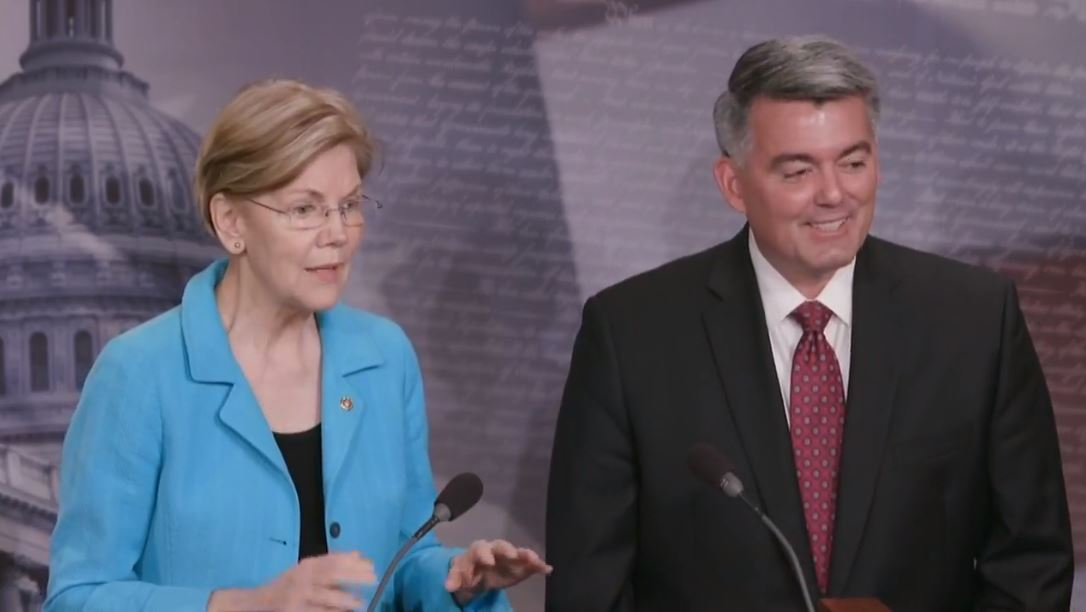 Warren, Gardner introduce bipartisan bill to let states regulate marijuana for themselves