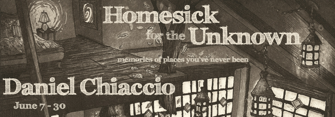 Review: Homesick for Daniel Chiaccio's world