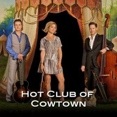 Pick of the Day 6/15: Hot Club of Cowtown at the Iron Horse