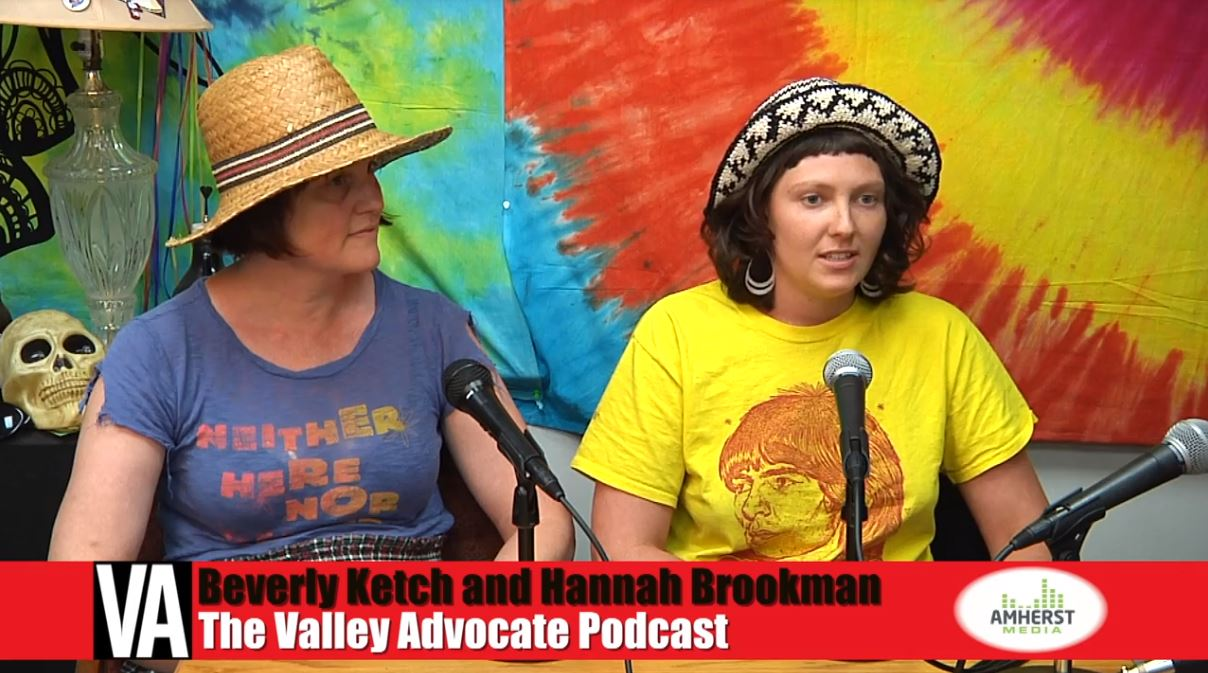 Podcast: Beverly Ketch and Hannah Brookman talk about Greenfield art space Looky Here
