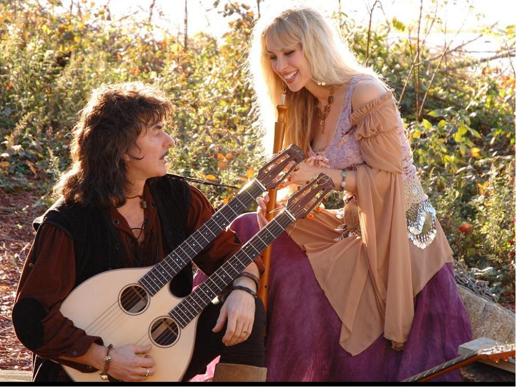 A chat with medieval folk rocker Candice Night of Blackmore's Night
