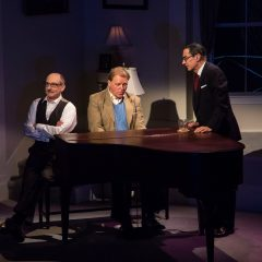 Stagestruck: Masters of Melody, Onstage at BTG