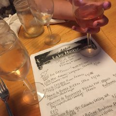 Monte Belmonte Wines: The Rosé List at The Ashfield Lake House
