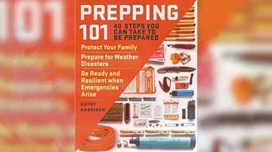 Podcast: Local author Kathy Harrison discusses being prepared for your own personal apocalypse