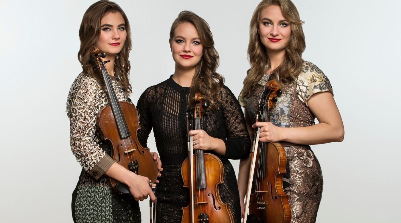 Pick of the Day 8/15: The Quebe Sisters at the Iron Horse
