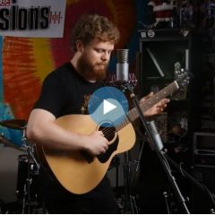 Riley Duggan on the Valley Advocate Sessions Stage