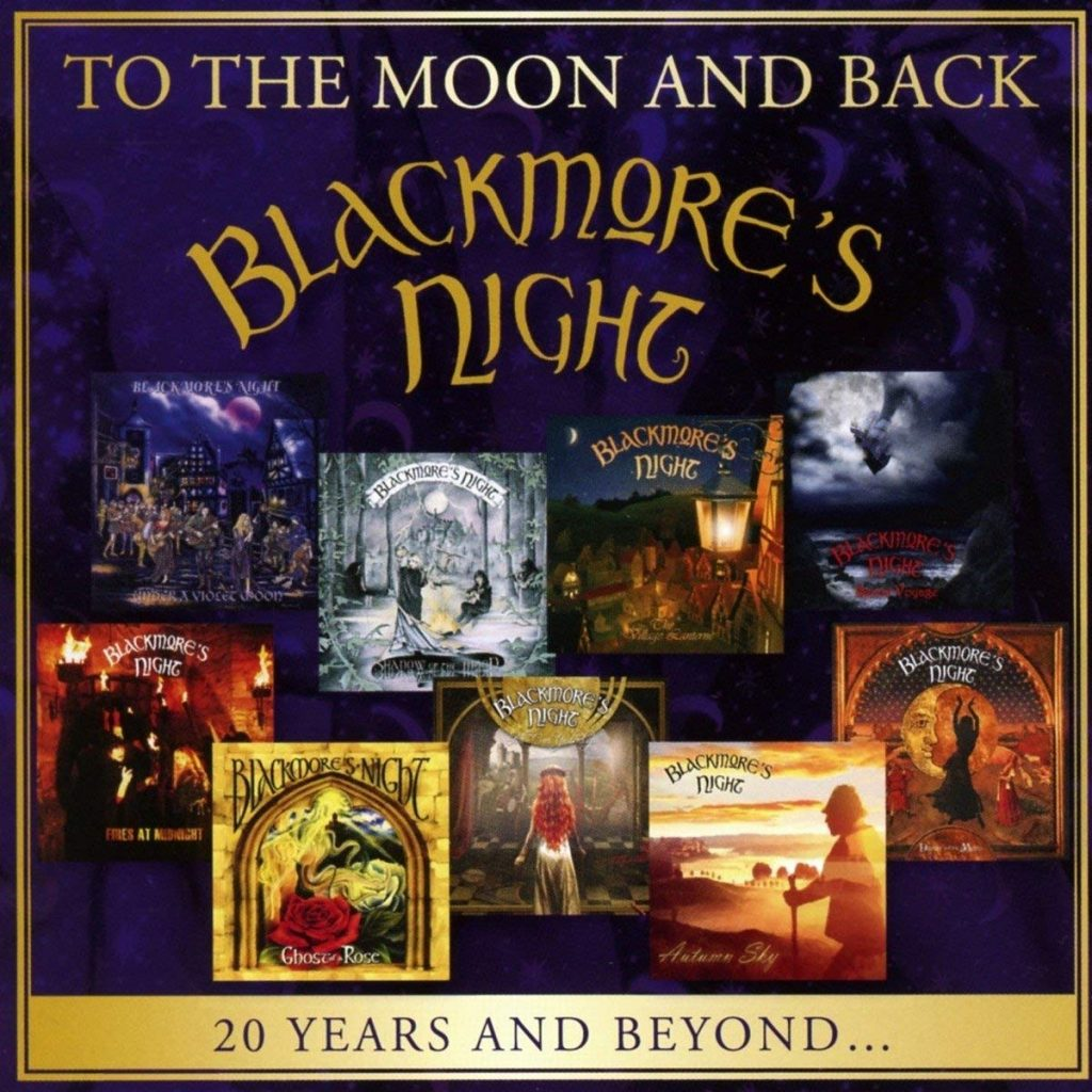 Image result for blackmore's night live northampton poster july 21st
