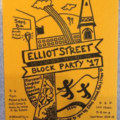 Pick of the Day 7/27: Elliot Street Block Party in Brattleboro
