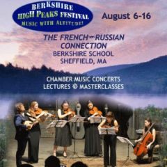 Pick of the Day 8/6: The Berkshire High Peaks Music Festival