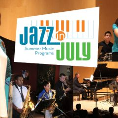 Staff Picks: Jazz in July, Poetic Recovery, and Shakespeare Under the Stars