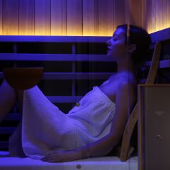 Infrared saunas: Sweating it out — in a dry heat