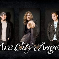 Arc City Angels on the Valley Advocate Sessions Stage