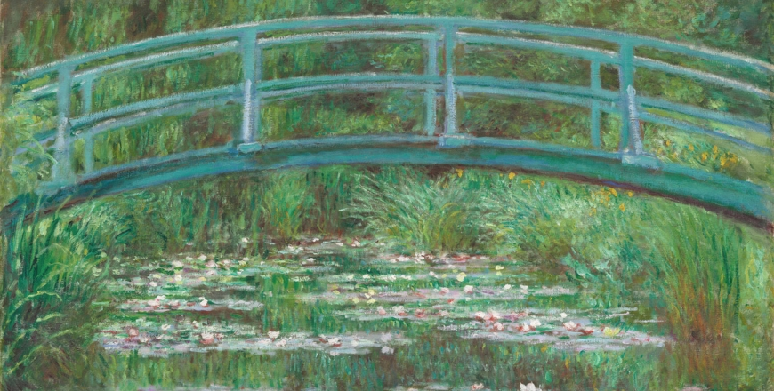 Pick of the Day 8/18: I, Claude Monet